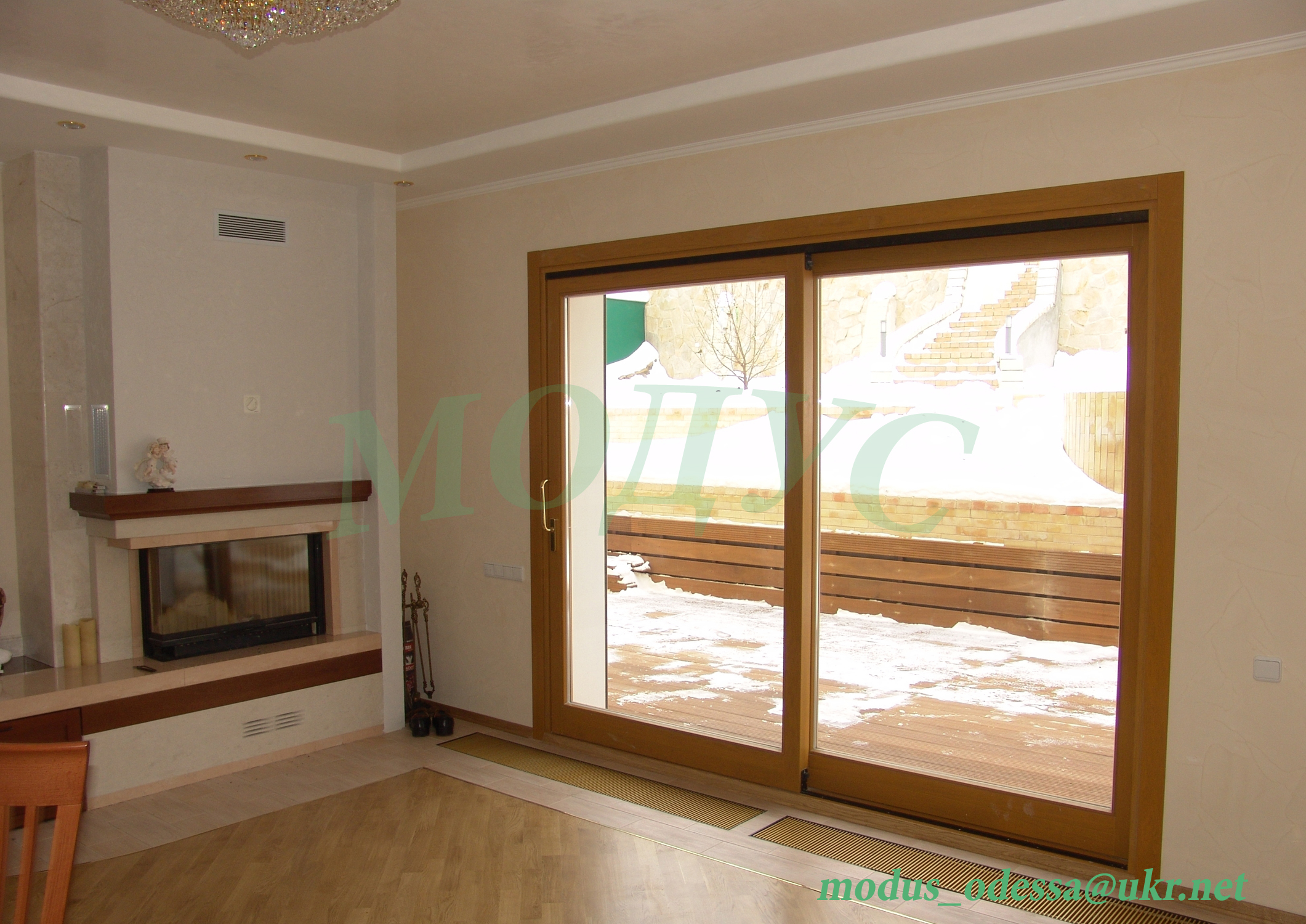 Lifting/sliding systems / wooden windows and doors - company.